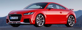 Audi TT RS Coupe - 2016