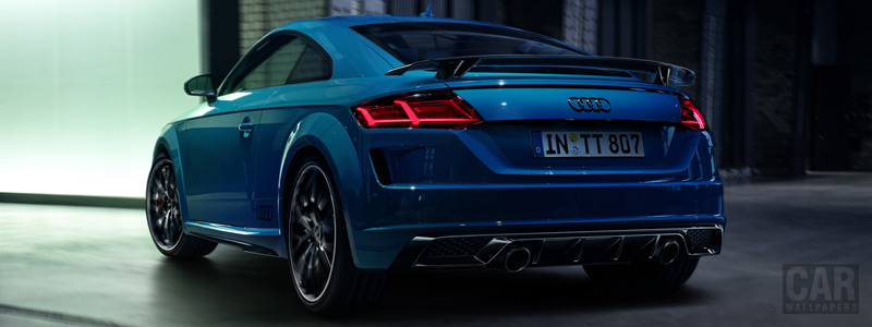 Cars wallpapers Audi TT Coupe 45 TFSI quattro S line competition plus - 2020 - Car wallpapers