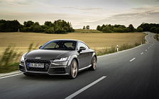 Cars wallpapers Audi TT Coupe bronze selection - 2020