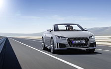 Cars wallpapers Audi TTS Roadster - 2019
