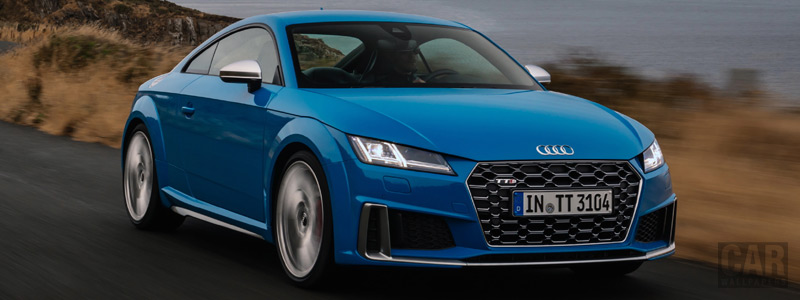 Cars wallpapers Audi TTS Coupe - 2019 - Car wallpapers