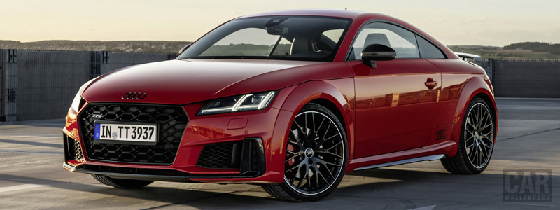 Cars wallpapers Audi TTS Coupe competition plus - 2020 - Car wallpapers