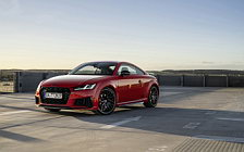 Cars wallpapers Audi TTS Coupe competition plus - 2020