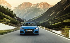 Cars wallpapers Audi TTS Roadster competition plus - 2020