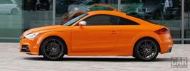 Audi TTS Coupe - 2010
