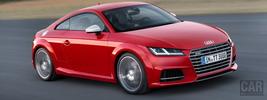 Audi TTS Coupe - 2014
