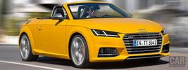 Audi TTS Roadster - 2014