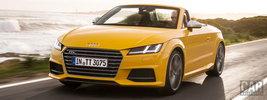 Audi TTS Roadster - 2015