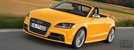 Audi TTS Roadster Competition - 2013